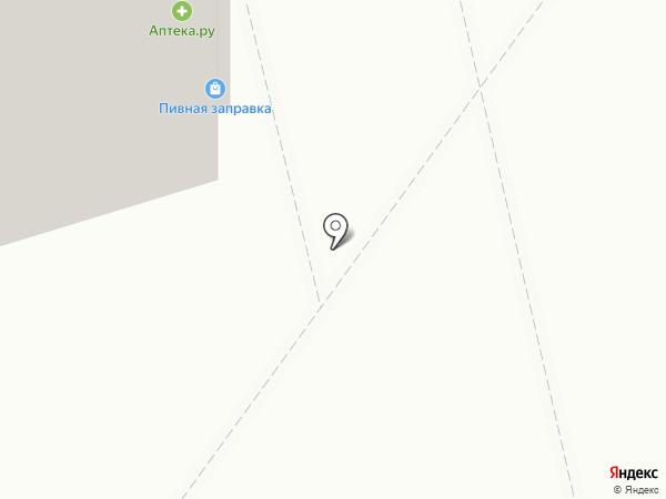 Пивная заправка на карте Самары
