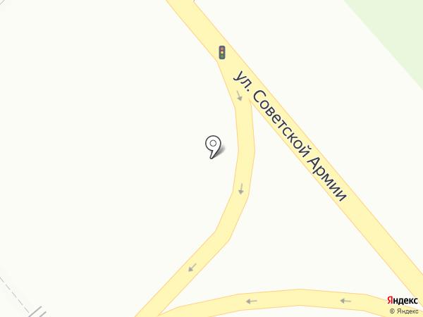 Продовольственный магазин на карте Самары