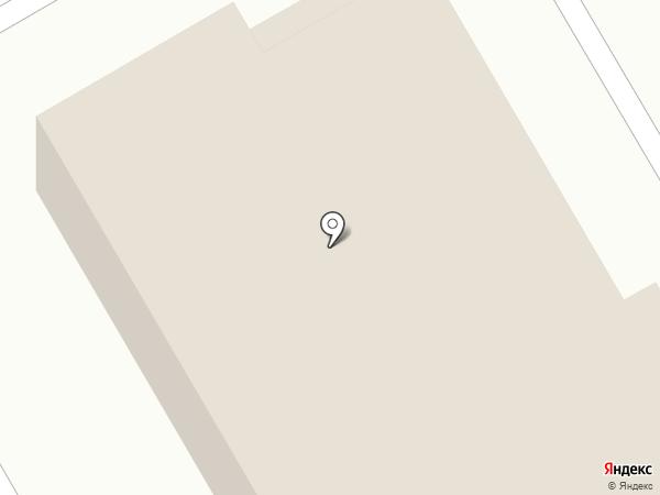 Красная Глинка на карте Самары