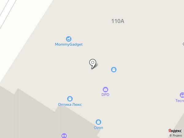 Safela на карте Самары