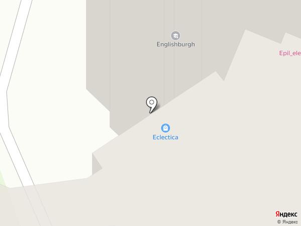 Серебро на карте Самары