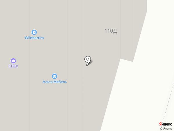 FireCut63 на карте Самары