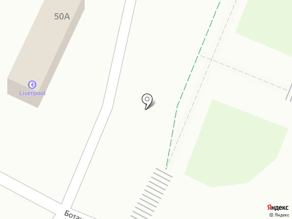Liverpool на карте Самары