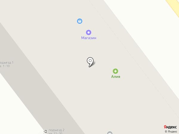 Магазин табачной продукции на карте Самары