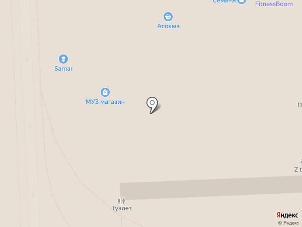 Фонбет на карте Самары