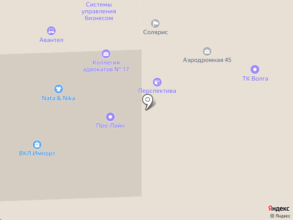 WHAT`S UP на карте Самары
