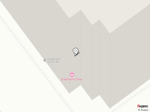Геотранспроект на карте Самары
