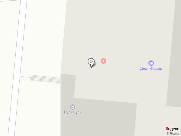 Буль Буль на карте Самары