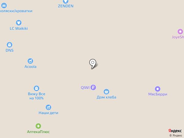 ZENDEN на карте Самары