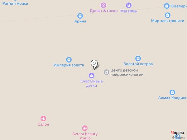 Marrel на карте Самары