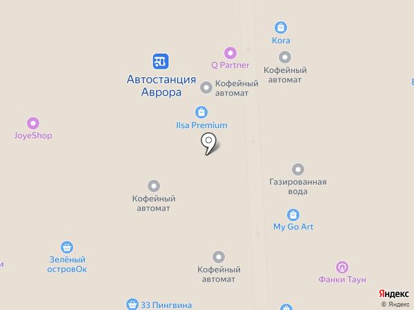 Royal Forest на карте Самары