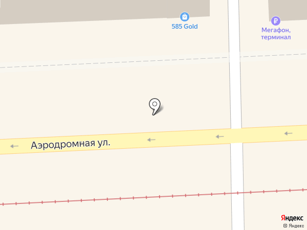 ЦирюльникЪ на карте Самары