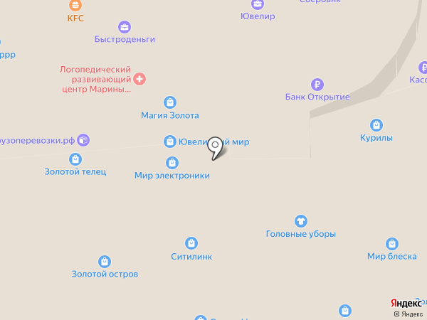 Kidsroom на карте Самары