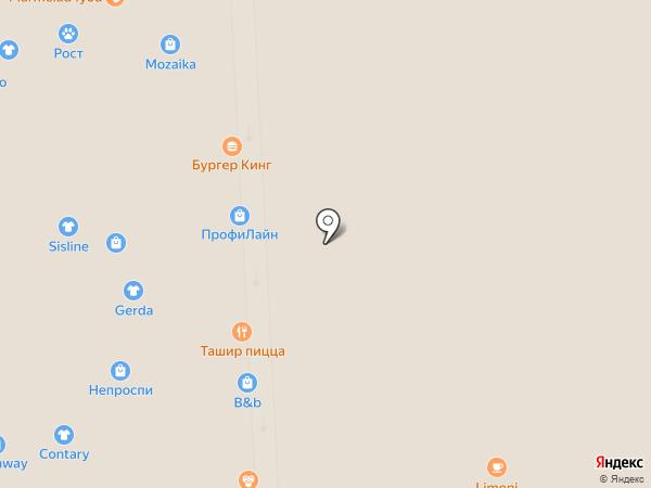 9Bar на карте Самары