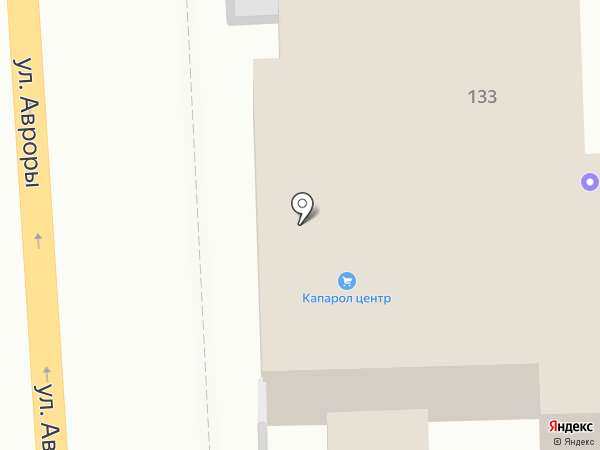 Три оленя на карте Самары