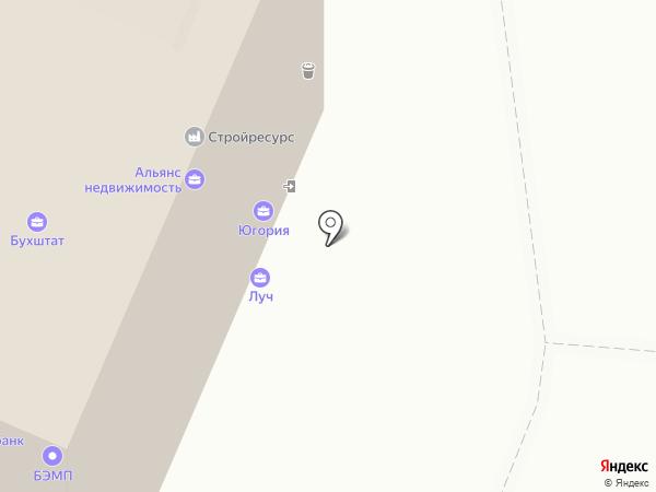 Гранд энерго на карте Самары