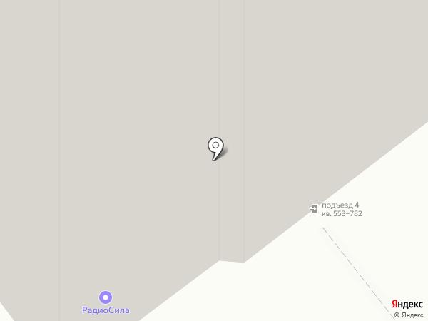Радиосила-Самара на карте Самары