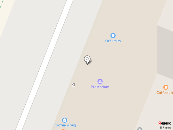 Антарес на карте Самары