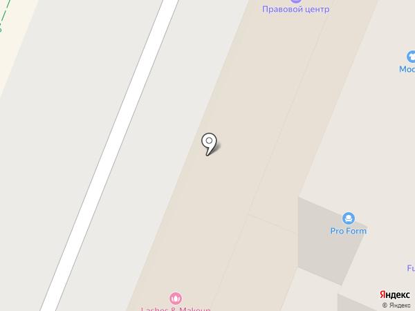 Илона на карте Самары