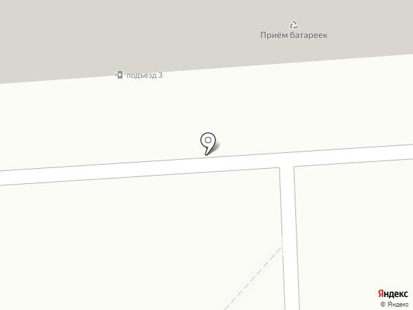 Gadget на карте Самары