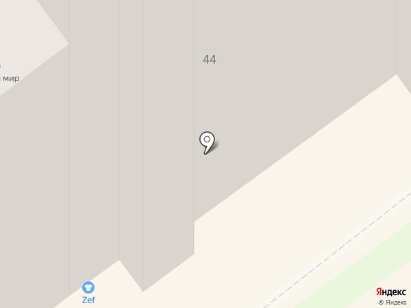 ЗазерКалье на карте Самары