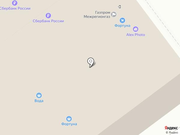 ФОРТУНА на карте Самары