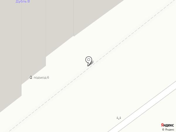 Париж на карте Самары