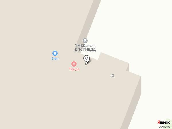 ГлавАвтоЮрист63 на карте Самары