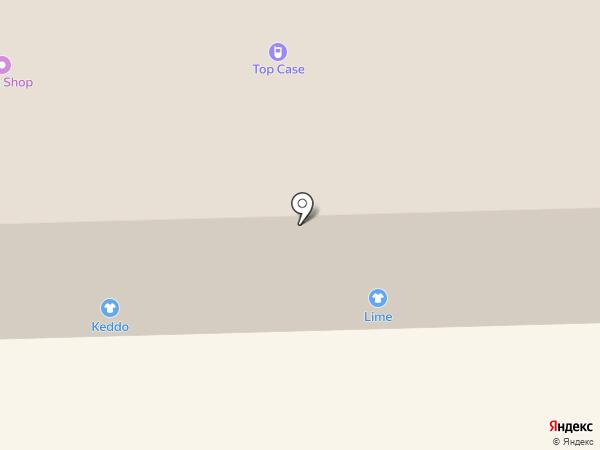 Ювелия на карте Самары