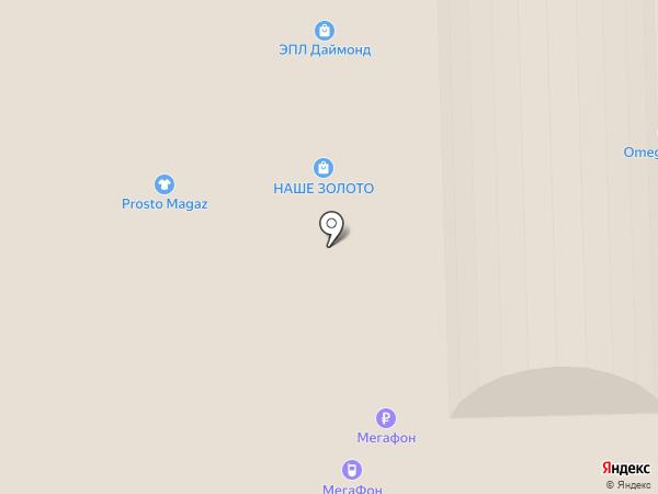 Askent на карте Самары