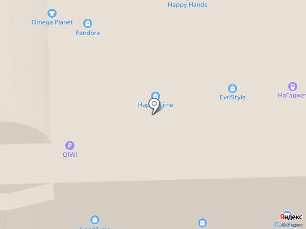 Софита на карте Самары