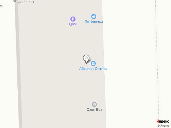 Ринос на карте Самары