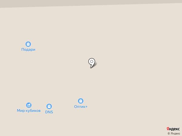 Аскона на карте Самары