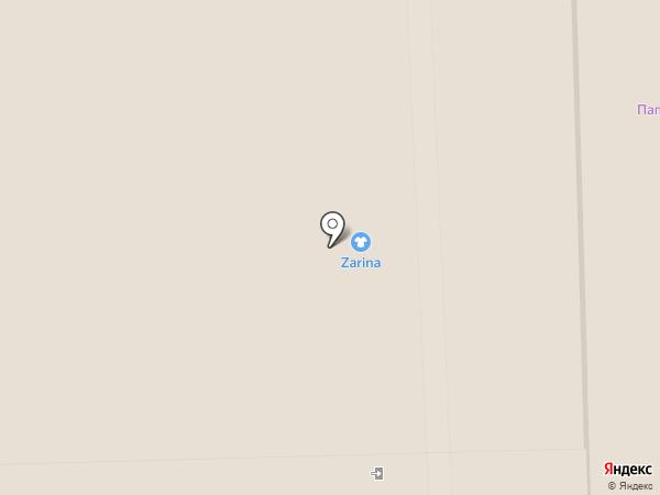 Тримяс на карте Самары