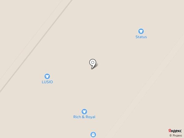 Saint James на карте Самары