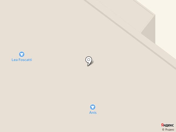 Anis на карте Самары