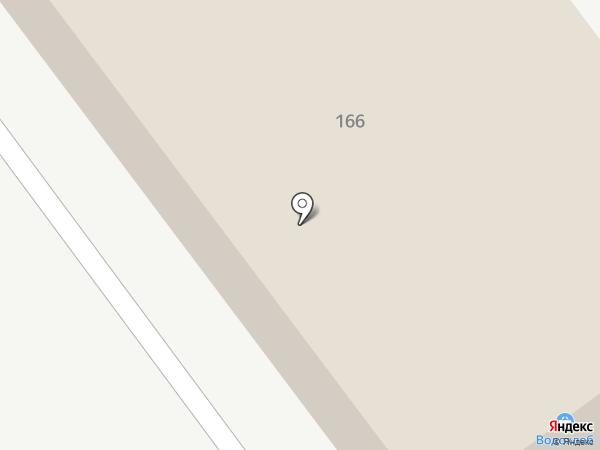 САМАРАВОДОКАНАЛ, МП на карте Самары