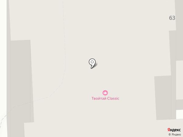 Самарский Строительный Комплекс на карте Самары