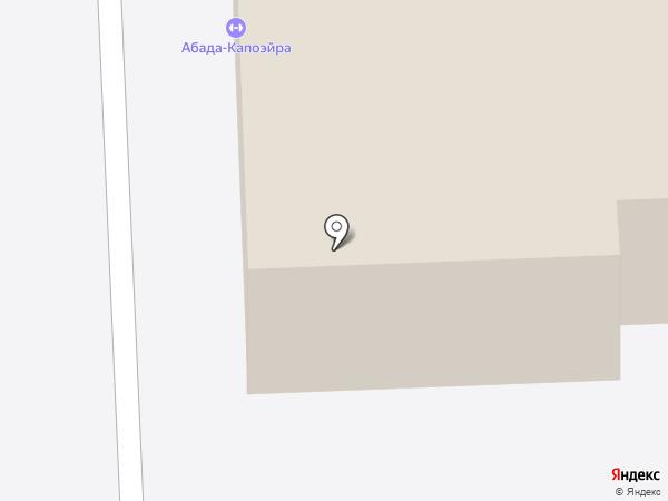 Буревестник на карте Самары