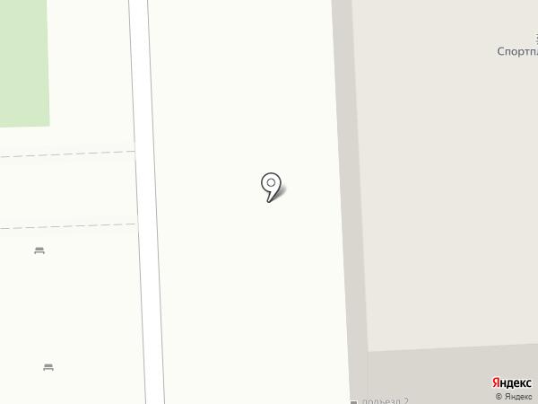 Загильдеев А.Ф. на карте Самары