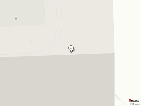 Интеграция на карте Самары