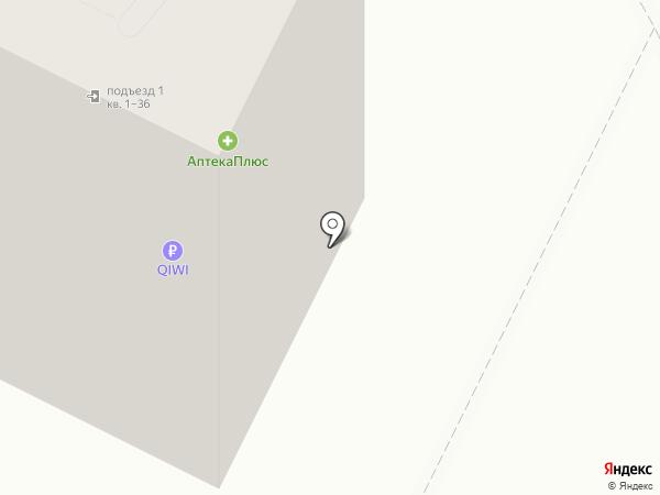 Рябина на карте Самары