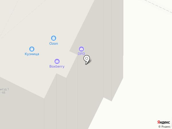 OZON.ru на карте Самары