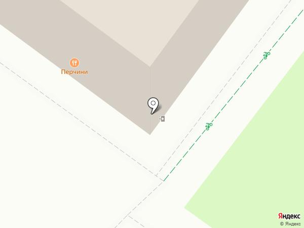 Узбечка на карте Самары