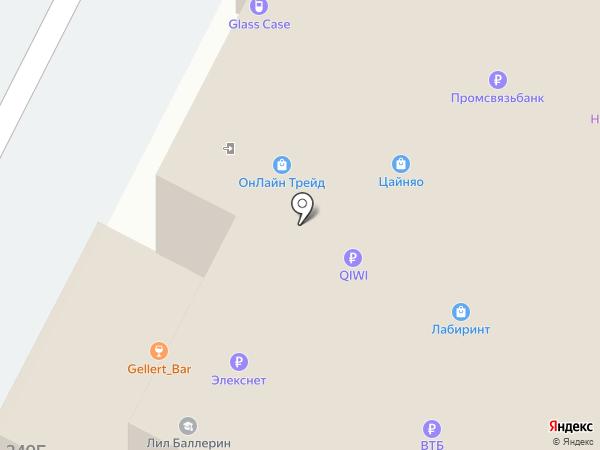 ZберZайм на карте Самары