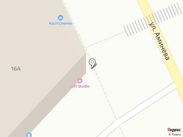 Юг на карте Самары