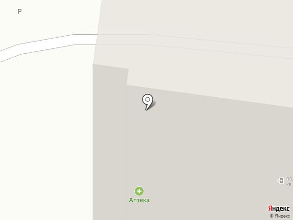 Частная поликлиника на карте Самары