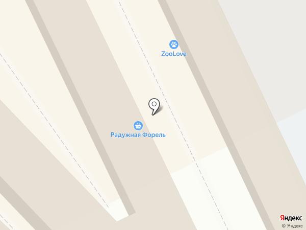 Сити-Пластик на карте Самары