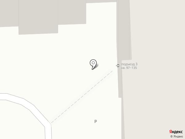 Жэу-1 на карте Самары