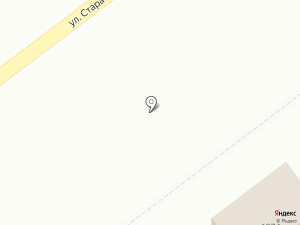 Магазин хозтоваров на карте Самары